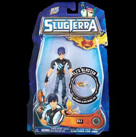 Slugterra juguetes figura acción